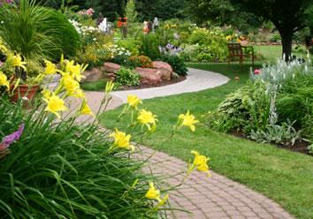 Создать действительно красивый сад